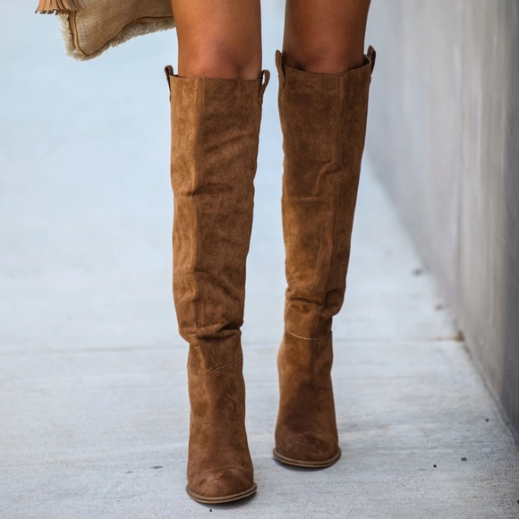 Vici Collection Saint Slouch Boot Camel